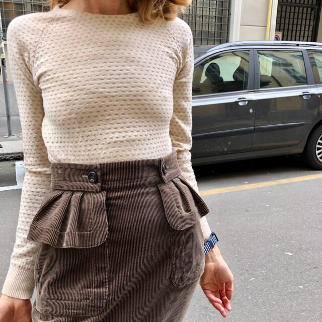 Wool & Corduroy